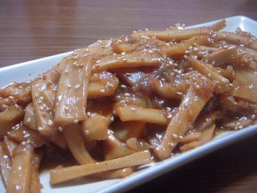 Delicious Bamboo Shoots in Just 10 Minutes