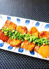 Easy Teriyaki Tuna Steak