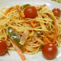Tomato Sauce Pasta Made In One Pan