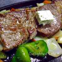 Beef Steak with Lots of Veggies