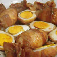 My Family's Recipe♪ Egg and Pork Belly Wraps
