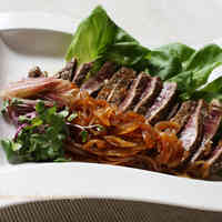 Beef Steak in Refreshing Japanese Marinade