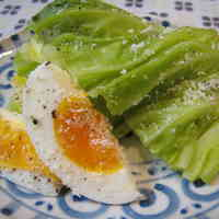 Hot Spring Cabbage Salad