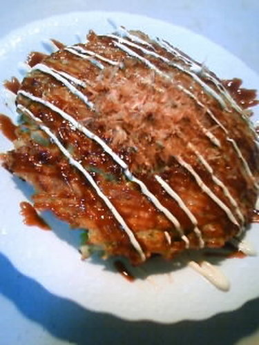 Cabbage! Delicious and Healthy Okonomiyaki