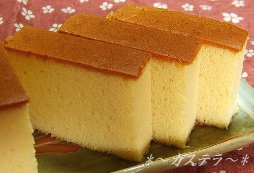 Easy and Nostalgic Castella