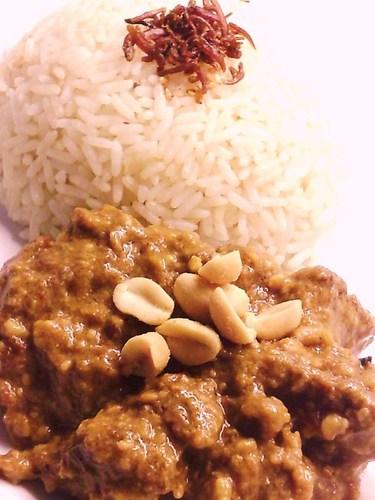 Beef Rendang:  Delicious Malaysian Dish