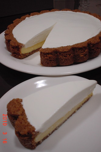 Rich Yet with a Refreshing Aftertaste! Cheesecake