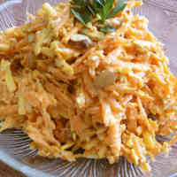 Carrot Salad (Great For Sandwiches)