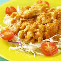 Tender Tandoori-Flavored Chicken Stir Fry