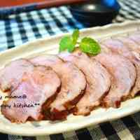 Pork Simmered in Black Tea: A Make-Ahead-and-Stock Recipe