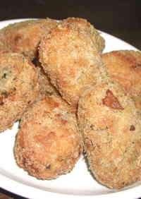 Fluffy Kabocha Squash Croquettes