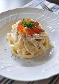 Velvety Cream Pasta