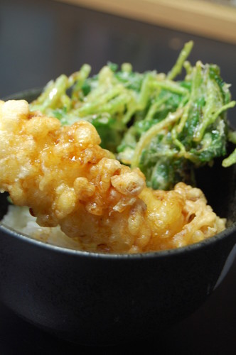Rich and Tasty Tendon Sauce Made With Caramelized Sugar