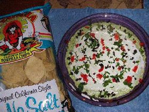 Three Layered Dip
