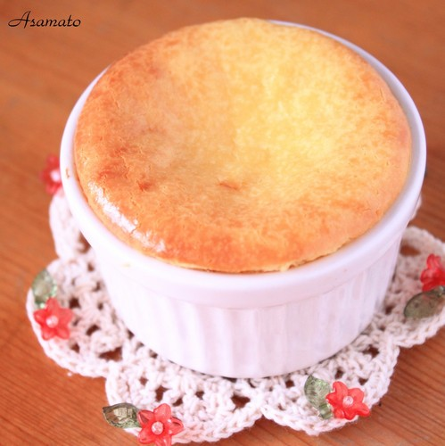 Easy Baked Cheesecake in a Mini Cup