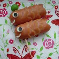 Charaben: Wiener Sausage Carp Streamers
