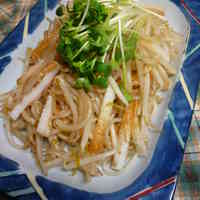 Healthy Stir-fried Bean Sprouts with Oyster Sauce