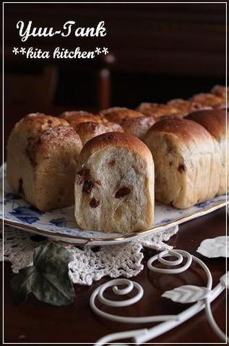 Cinnamon Sugar & Butter Rum Raisin Bread
