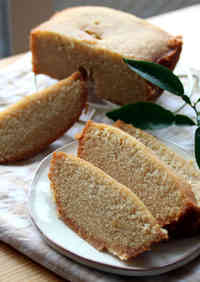 Made in a Bread Machine! Rice Flour Financiers