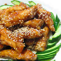 "Seriously Good! Sweet-Salty Nagoya Style Chicken ""Spare Ribs"""