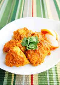 Simple & Authentic Tandoori Chicken