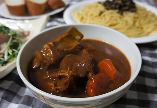 Easy to Make and Very Soft Spare Rib Stew