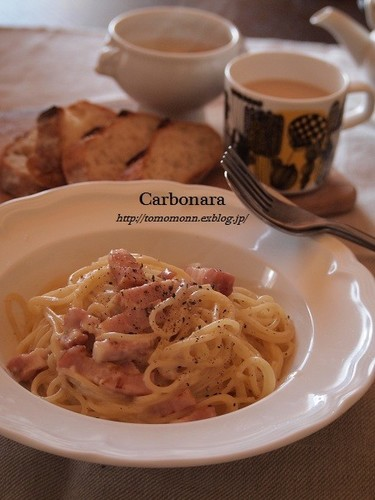 Rich and Creamy Carbonara