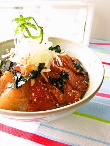 Sesame Sashimi Bowl
