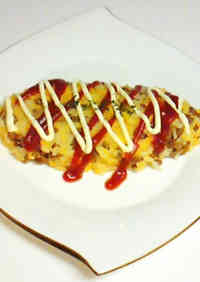 Great for Lunch - Simple! Natto Omurice