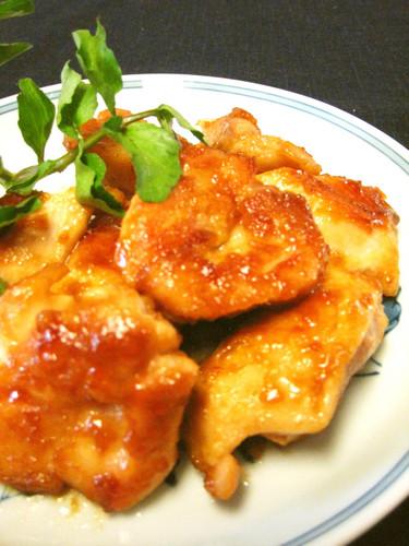 3:2:1:1 Teriyaki Sauce Chicken