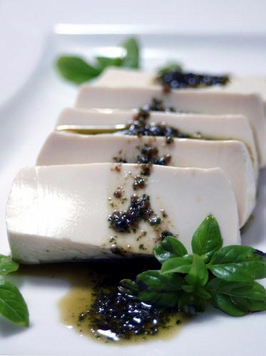 Salted Tofu
