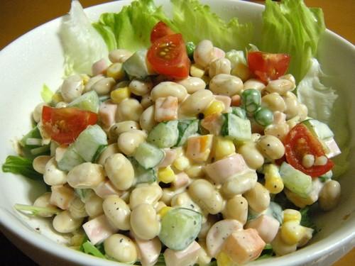 Soy Bean Salad