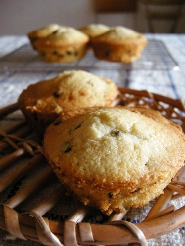 """Easy """"Everything 50"""" Muffins"""
