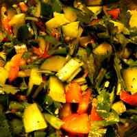Cilantro Salad