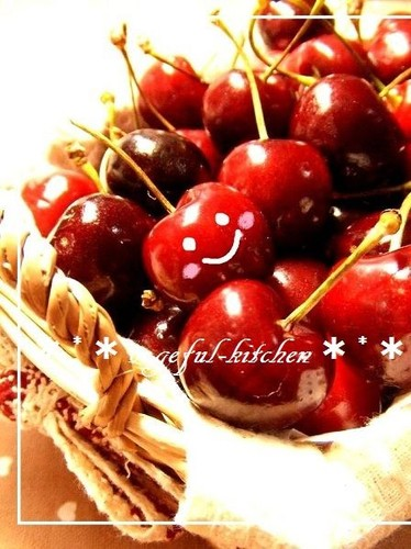 How To Pit Sweet Cherries
