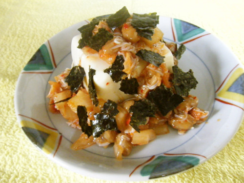 Healthy and Nourishing Chilled Tofu