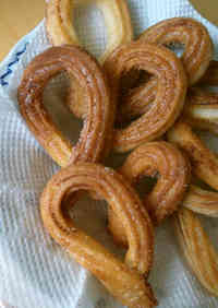 Easy Egg-free Churros