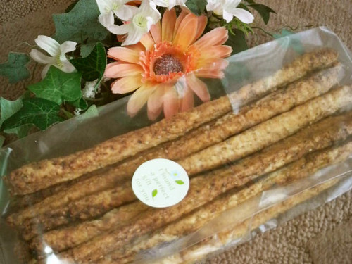 Addictive Sake Lees Bread Sticks