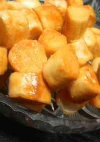 Dried Wheat-Gluten Maple Butter Milk Rusks