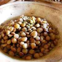 Braised Lentils