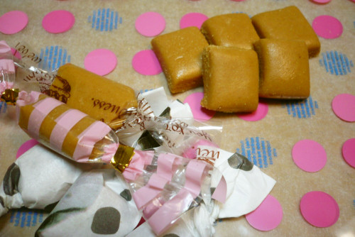Easy! Soya Powder Candies from the Candy Shop