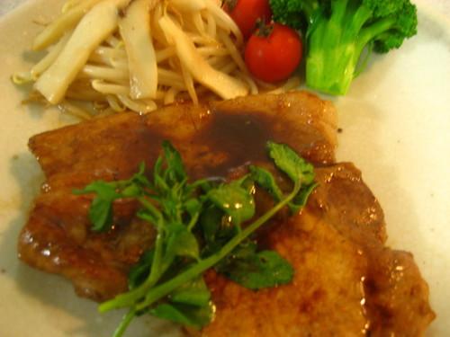 Restaurant-style Pork Saute
