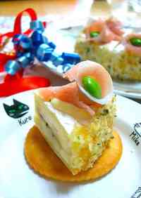Teeny Tiny Shortcake Appetizers