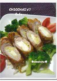 Meat-Wrapped Tofu With Oyster Sauce and Mayonnaise