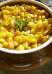 Roast Corn Rice with Canned Corn