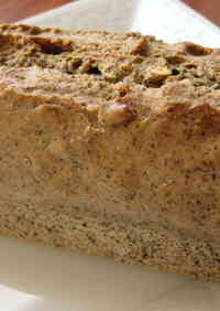 Macrobiotic Tea Pound Cake