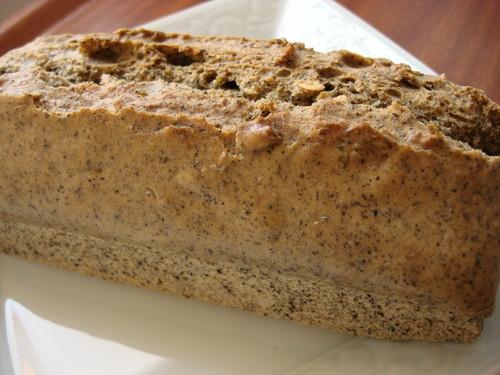 Macrobiotic Tea Pound Cake