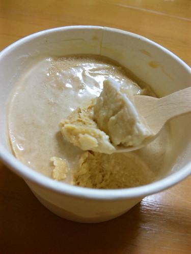 No Heavy Cream or Eggs! Simple Black Tea Ice Cream