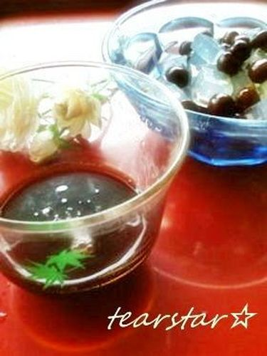 Easy Homemade 'Kuromitsu' Brown Sugar Syrup