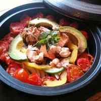 Balsamic Vinegar + Mint Flavoured Tagine